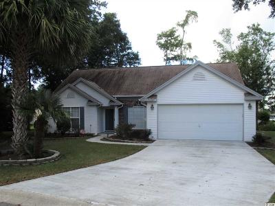 Surfside Beach Single Family Home For Sale: 1760 Candlewick Court