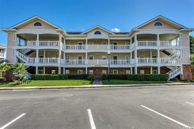 North Myrtle Beach Condo/Townhouse For Sale: 5750 Oyster Catcher #811
