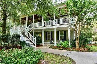 Pawleys Island Single Family Home For Sale: 384 Emerson Loop