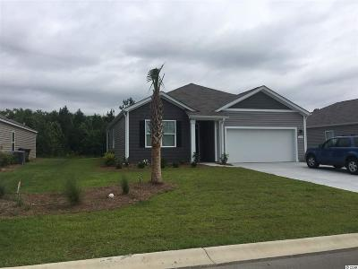 Myrtle Beach SC Single Family Home Active-Pend. Cntgt. On Financi: $214,750