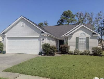 Myrtle Beach SC Single Family Home For Sale: $207,000