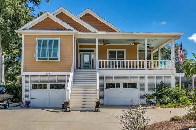 Murrells Inlet Single Family Home For Sale: 530 Mount Gilead Rd.