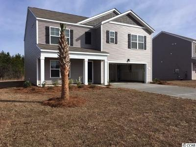 Myrtle Beach SC Single Family Home Active-Pend. Cntgt. On Financi: $258,715