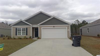 Myrtle Beach SC Single Family Home Active-Pend. Cntgt. On Financi: $213,984