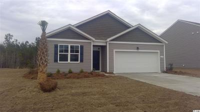Myrtle Beach SC Single Family Home Active-Pend. Contingent Contra: $222,000