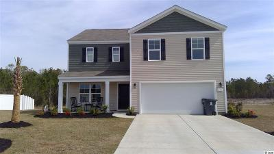 Myrtle Beach SC Single Family Home Active-Pend. Cntgt. On Financi: $240,670