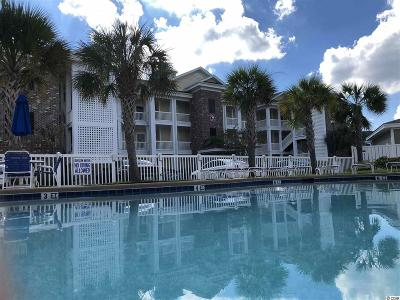 Myrtle Beach SC Condo/Townhouse For Sale: $139,000