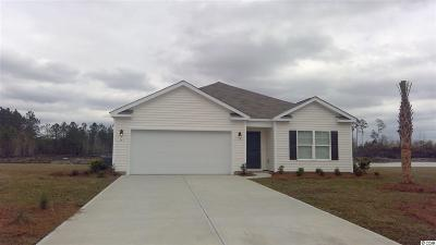 Myrtle Beach SC Single Family Home Active-Pend. Contingent Contra: $222,580