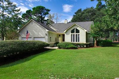 Myrtle Beach Single Family Home For Sale: 3827 Palmetto Dr.