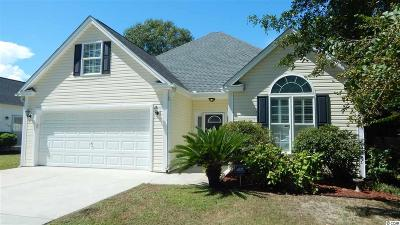 Murrells Inlet Single Family Home For Sale: 801 Planters Trace