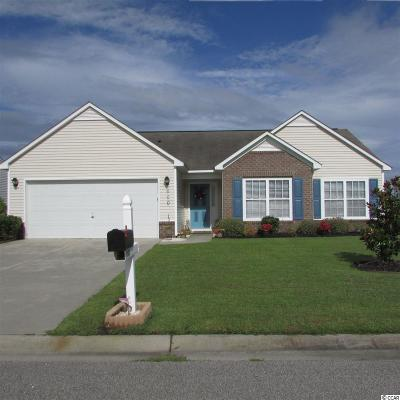 Myrtle Beach Single Family Home For Sale: 600 Kindred Dr.