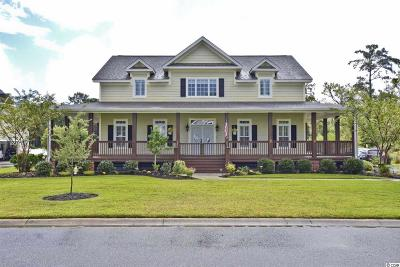Myrtle Beach Single Family Home For Sale: 133 Triple Crown Court