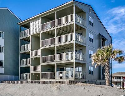 Garden City Beach Condo/Townhouse For Sale: 340 N Waccamaw, Unit 101 #101