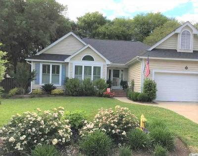Murrells Inlet Single Family Home Active-Pend. Cntgt. On Financi: 824 Mount Gilead Place Dr.