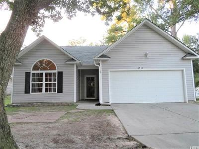 Conway Single Family Home For Sale: 2000 Woodward Dr.