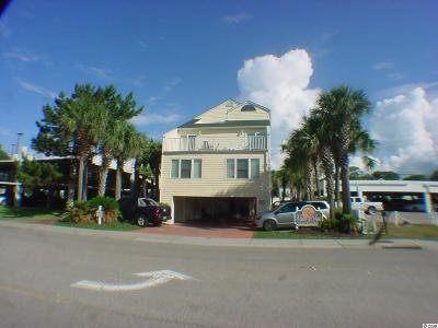 North Myrtle Beach Condo/Townhouse For Sale: 4314 S Ocean Blvd. #C-2