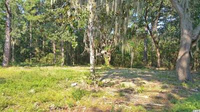 Pawleys Island SC Residential Lots & Land Active-Pending Sale - Cash Ter: $440,000