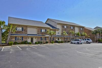 Surfside Beach Condo/Townhouse For Sale: 207 Double Eagle Dr #E-3
