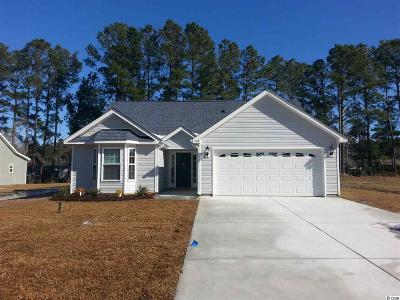Myrtle Beach Single Family Home Active-Pend. Cntgt. On Financi: 410 Colin Claire Court