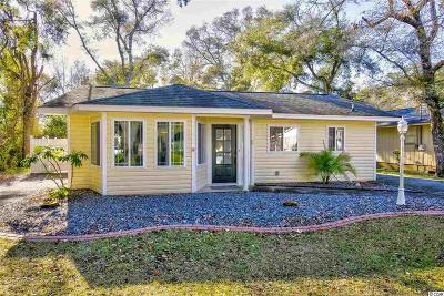 Surfside Beach Multi Family Home For Sale: 519 3rd Avenue S