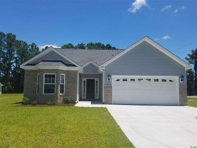 Myrtle Beach Single Family Home Active-Pend. Cntgt. On Financi: 405 Colin Claire Court