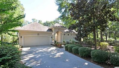Georgetown County, Horry County Single Family Home For Sale: 4734 Bucks Bluff Dr.