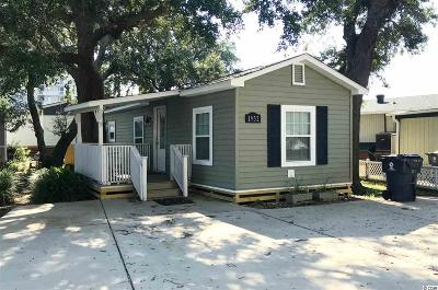 Surfside Beach Single Family Home Active-Pend. Contingent Contra: 1952 Kingfisher Dr.