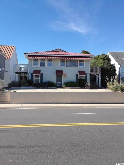 North Myrtle Beach Multi Family Home Active-Hold-Don't Show: 906 S Ocean Blvd.