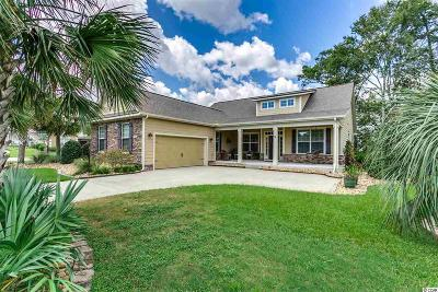 North Myrtle Beach Single Family Home For Sale: 1407 E. Island Dr.