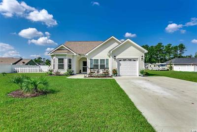 Myrtle Beach Single Family Home For Sale: 218 Holden Drive