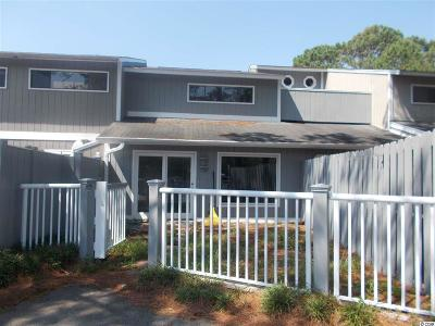 Surfside Beach Condo/Townhouse For Sale: 1360 Turkey Ridge Rd. #C
