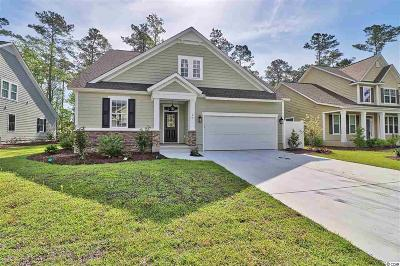Murrells Inlet Single Family Home For Sale: 10 Summerlight Dr.