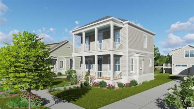 Myrtle Beach Single Family Home Active-Pend. Cntgt. On Financi: 8201 Living Tide Dr.