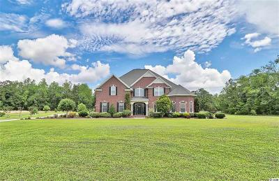Aynor SC Single Family Home For Sale: $499,700