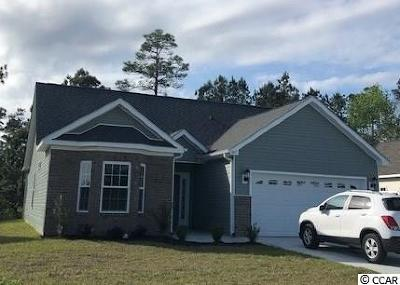 Myrtle Beach Single Family Home For Sale: 147 Fountain Pointe Lane