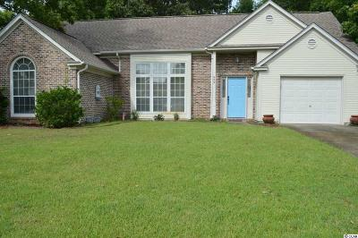 Murrells Inlet Single Family Home Active-Pending Sale - Cash Ter: 602 Bluebird Lane