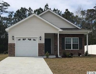 Myrtle Beach Single Family Home For Sale: 151 Clay Pond Village Ln.