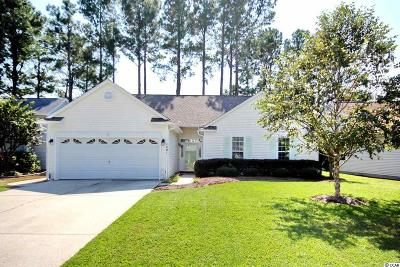 Murrells Inlet Single Family Home Active-Pend. Cntgt. On Financi: 1481 Riceland Court