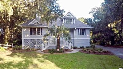 Single Family Home For Sale: 102 Inlet View Ln