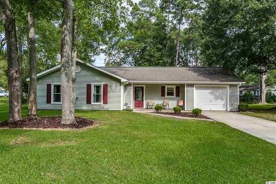 Myrtle Beach Single Family Home For Sale: 104 Partridgeberry Rd.