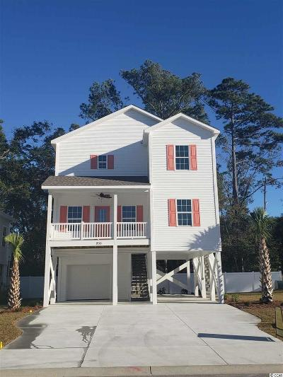 North Myrtle Beach Single Family Home Active-Pend. Cntgt. On Financi: 850 9th Ave South