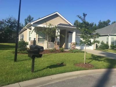 Single Family Home For Sale: 1672 Murrell Place