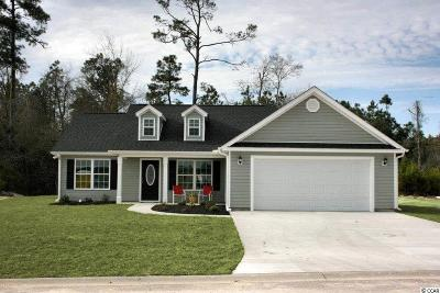Aynor SC Single Family Home Active-Pend. Cntgt. On Financi: $164,900