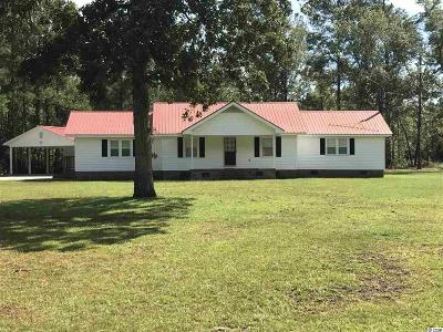 Loris SC Single Family Home For Sale: $239,000