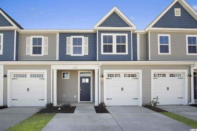 Little River Condo/Townhouse For Sale: 105 Goldenrod Circle #B
