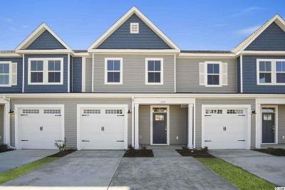 Little River Condo/Townhouse For Sale: 109 Goldenrod Circle #C