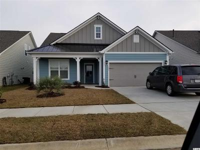 Myrtle Beach Single Family Home Active-Pend. Cntgt. On Financi: 903 Berkshire Avenue