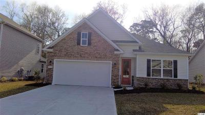 Single Family Home For Sale: 1102 Inlet View Dr.