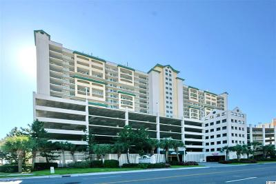 Condo/Townhouse For Sale: 201 S Ocean Blvd. #108