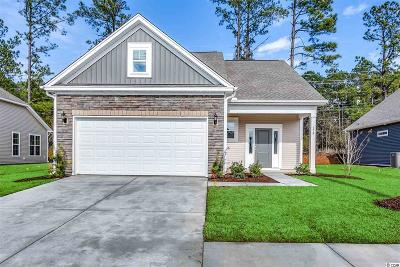 Murrells Inlet Single Family Home For Sale: 178 Heron Lake Ct
